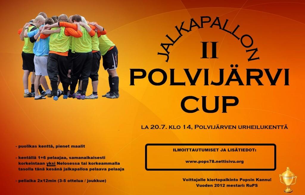 Polvijärvi Cup 2